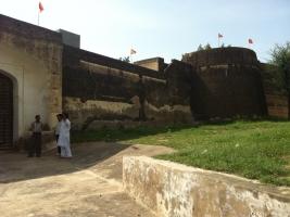 Bishangarh fort Tamkor