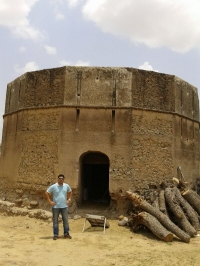 Fort at Kakreu Kalan