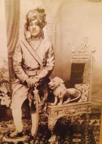 Major Rawal Raghubir Singhji of Bissau