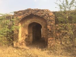 Shyamgarh fort Jhunjhunu