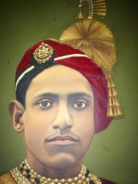 Thakur Jagat Singh of Bissau