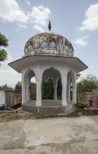 Thakur Vijay Singhji Chattri at Govindgarh