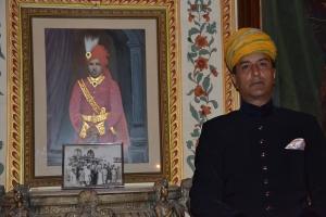 Thakur Pranai Singh ji of Bissau