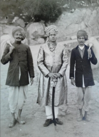 Thakur Saheb Sajjan Singh Ji Boraj