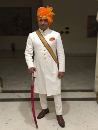 Thakur Trivendra Singh Boraj