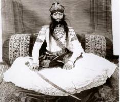 HH Maharao Raja Shri Sir Raghubir Singh ji Bahadur of Bundi