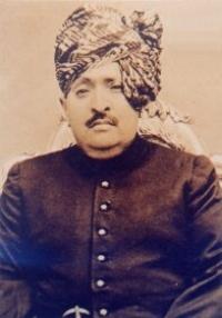 Major HH Maharao Raja Shri Sir ISHWARI SINGHJI Bahadur