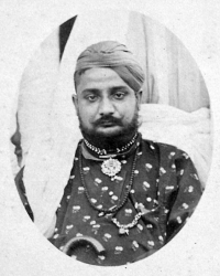 Gopal Singh, Raja of Chamba (ruled 1870-1873)