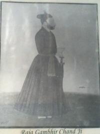Raja Gambir Chand Ji