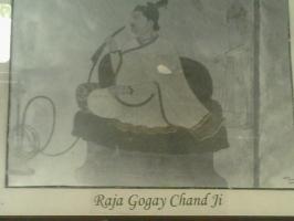 Raja Gogay Chand Ji