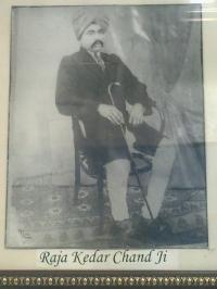 Raja Kedar Chand Ji