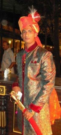 Yuvraj Sumersinhji Saheb (Chhota Udaipur)