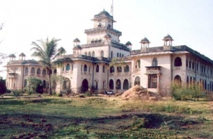 Kusum Vilas Palace Chhota Udepur