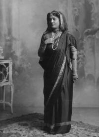 H.H. Maharani Suniti Devi