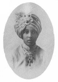 Maharaja Jagaddipendra Bhup Bahadur at childhood