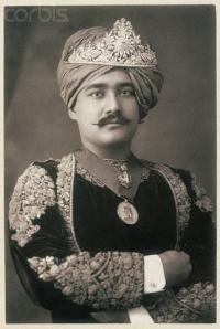 Maharaja Nripendra Narayan Bhup Bahadur, circa 1886
