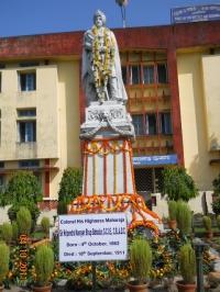 Maharaja Nripendra Narayan Bhup Bahadur (1863–1911) of Koch Bihar