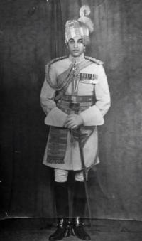 Maharaja Jagaddipendra Narayan Bhup Bahadur