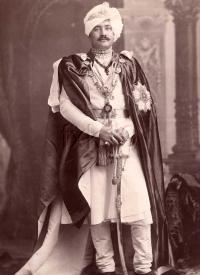 Maharaja Nripendra Narayan Bhup Bahadur of Cooch Behar