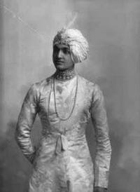 Maharaja Rajrajendra Narayan Bhup Bahadur of Cooch Behar