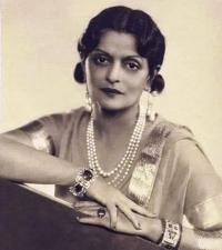 Maharani Indira Devi Saheba of Cooch Behar