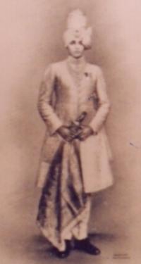 Lt.-Col. (Hon.) HH Maharaja Sir JAGADDIPENDRA NARAYAN Bhup Bahadur