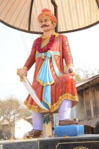 Thakur Vejal Sinhji Dabhi, founder and 1st Thakur Saheb of Dangarwa Raj