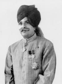 HH Maharana Sri BHAWANISINHJI HAMIRSINHJI
