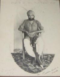 Thakur Madan Singh Ji