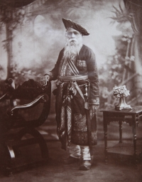 Amir Ul Umrao Sardar Narayanrao Ghorpade a.k.a Nanasaheb