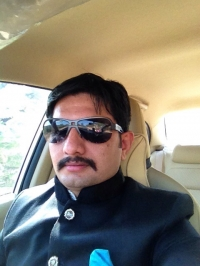 Kr. Yajuvendrasingh Rathore (son of current Jamla Thakur Saheb Mahavirsinghji)