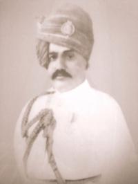 Lt.Thakur Saheb Shaitan Singh Ji Jamla