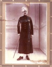 Rao Saheb Surajbhan Singh Ji
