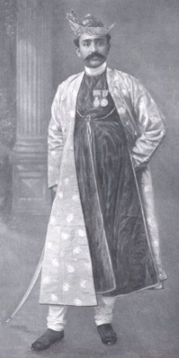 H.H. Maharaja Shrimant Sir Malharrao Narayanrao (Baba Sahib) Pawar 1892-1934