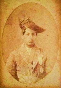 H.H. Raja Shrimant Narayanrao (Dada Sahib) Pawar 1864-1892