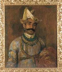 HH Maharaja Sadashiv Rao Puar of Dewas Jr