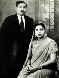 Raja Narayan Chandra Deo Dhabal Dev & Rani Krishna Kumari Devi of Dhalbhum & Jamboni Estate