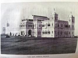 Ajitniwas Palace of Dhrangadhra