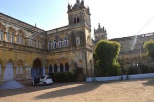 Ajitniwas Palace wing