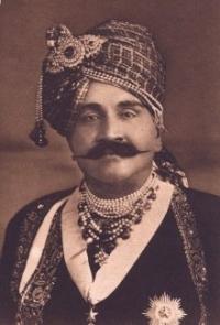 Maharaja Raj Sahib Ajitsinhji of Dhrangadhra
