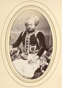 Portrait of Raja Man Singh Ji