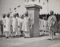 HH Thakore Shri Chandrasinhji Dipsinhji Saheb