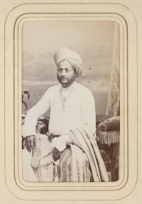 Portrait of Thakur Jai Singh Ji (1824-1886)