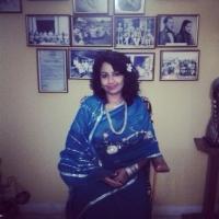Jyotsna Devi Mardaraj, present Rani of Dompada