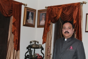 Raja Jagdish Chandra of Dompada