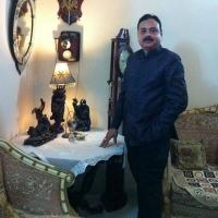 Raja Jagdish Mardaraj, present Raja Sahab of Dompada
