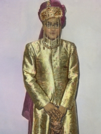 Rajkumar DivyaDip Singhji of Dumraon