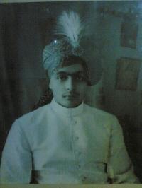 Mahraj Kumar Vishwanath Singhji