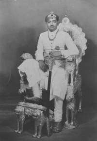 HH Rai-i-Rayan Maharawal Shri Sir LAKSHMAN SINGH Bahadur