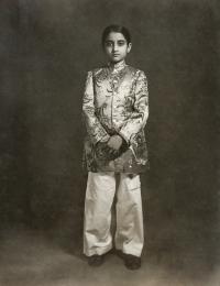 Maharajkumari Hemant Kanwarji Sahiba of Dungarpur, later Maharani of Danta